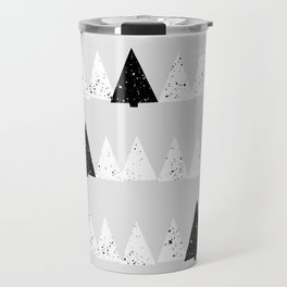 Snowy Forest Travel Mug