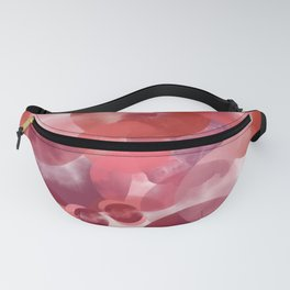 Abstract Autumn Colors and Flower Fanny Pack
