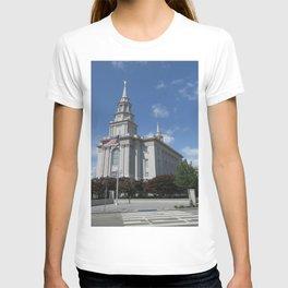 Philadelpha LDS Temple T-shirt
