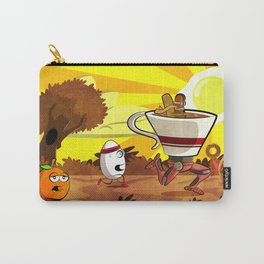 Coffee Run Carry-All Pouch