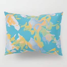 THE SHAPE OF WATER - TURQUOISE Pillow Sham