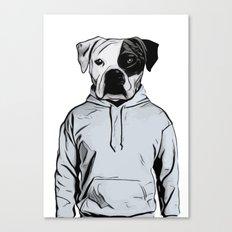 Cool Dog Canvas Print