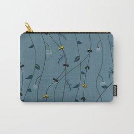 Wild Garden Vines Carry-All Pouch