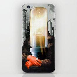 Mona Elektra iPhone Skin