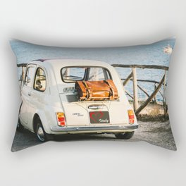 Love Italy Rectangular Pillow