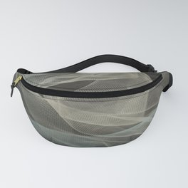 Abstract veil background 5 Fanny Pack