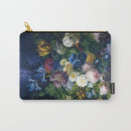 Interstellar master Floral Carry-All Pouch