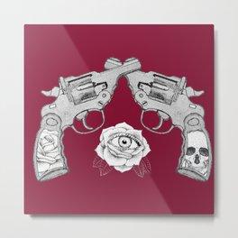 gun's n roses  Metal Print