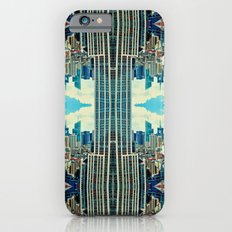 NYC in patterns iPhone 6s Slim Case