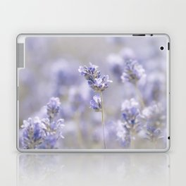 Lavenderfield - Lavender Summer Flower Flowers Floral Laptop & iPad Skin