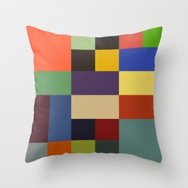 QADRA Throw Pillow