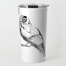 Owlet Nightjar Travel Mug