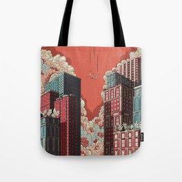 Dream - Free Fall Tote Bag