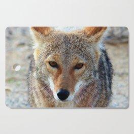 Coyote Cutting Board
