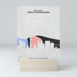 Lost in Translation Mini Art Print