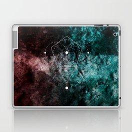 Rhombus Moon Texture Geometry Laptop & iPad Skin