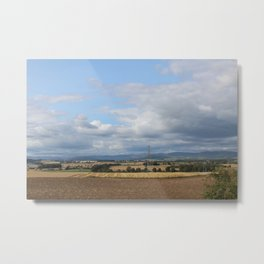 Scottish Countryside 2 Metal Print