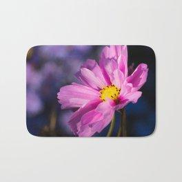 cosmea flower Bath Mat