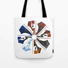 Color Wheel No.001 Tote Bag