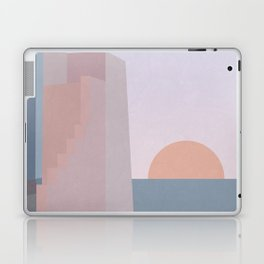 Spanish Sunset Laptop & iPad Skin