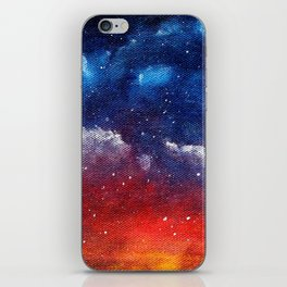 Explosions In The Sky iPhone Skin