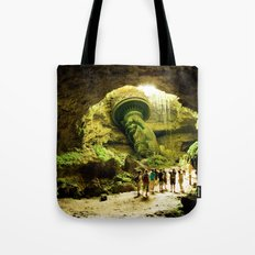Journey to Lady Liberty Tote Bag
