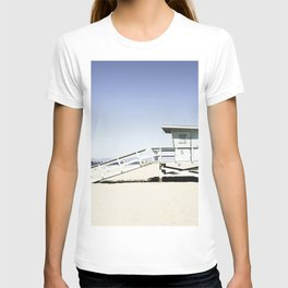 Hermosa Beach Tower 5 T-shirt