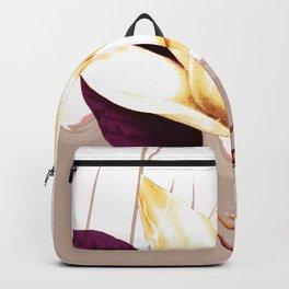 single flower Backpack