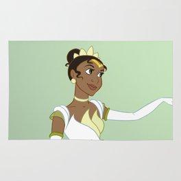 Sailor Disney Princess Tiana Rug