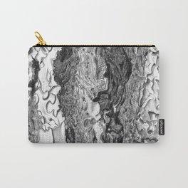 Ponderosa Pine- Tree Bark Carry-All Pouch