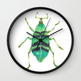 Beetle 2 Wall Clock