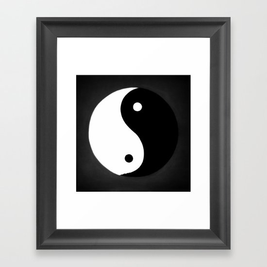 Yin and Yang BW by dearsoulie2