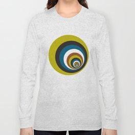Spirally Long Sleeve T-shirt