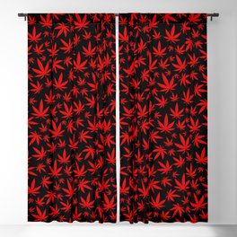 Canada Weed Blackout Curtain