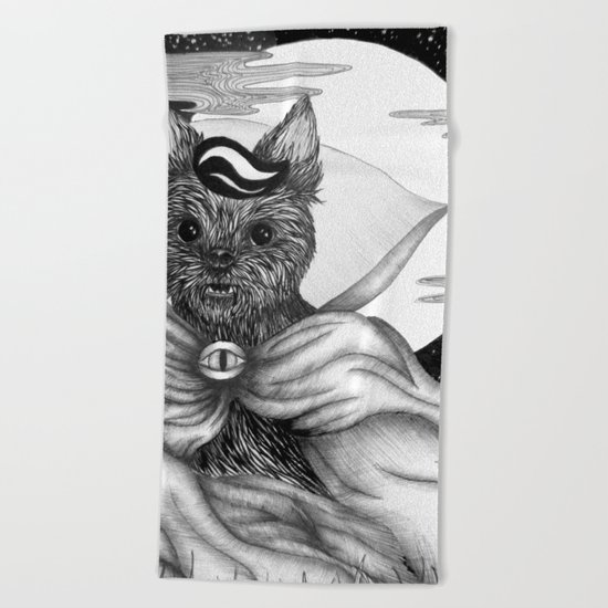 Dracota Beach Towel
