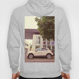 "Fiat 500X ""The Perturbator"" Hoody"