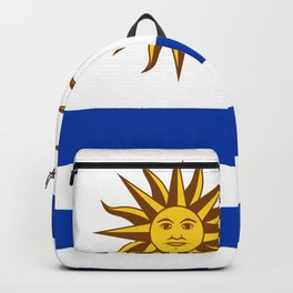 Fag of Uruguay  Backpack