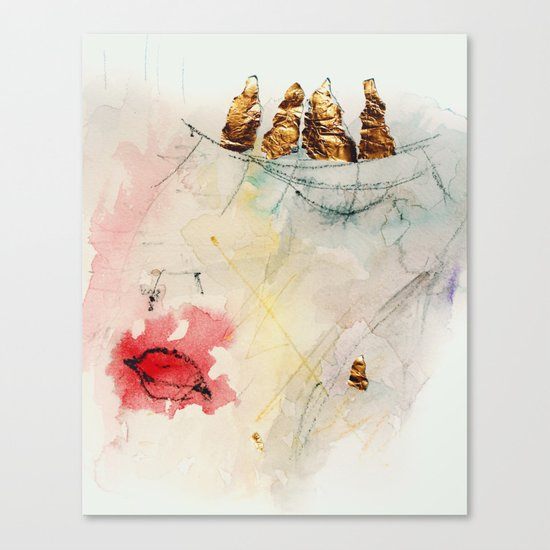 King Canvas Print
