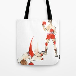 Knock-out Tote Bag