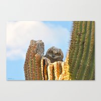 the who Canvas Prints featuring Who by Shuttervita