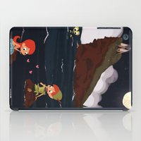 peter pan iPad Cases featuring Peter Pan by Orelly