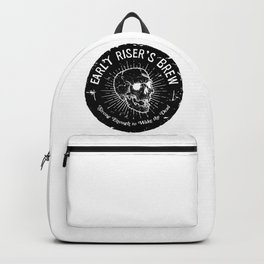 Early Riser's Brew Backpack