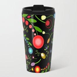 Dark garden Travel Mug