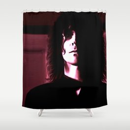Adam - Only Lovers Left Alive X Shower Curtain