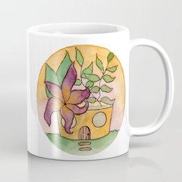 In The Garden: August Coffee Mug