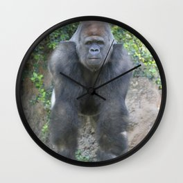 Gorilla Wall Clock