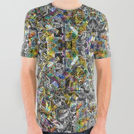 Lagamata 1 All Over Graphic Tee