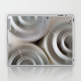 vintage blurry luminaries Laptop & iPad Skin