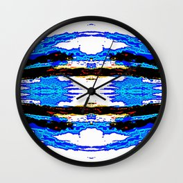 The Palace of the Heavenly Prime Wall Clock