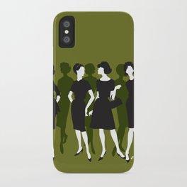 ladies iPhone Case